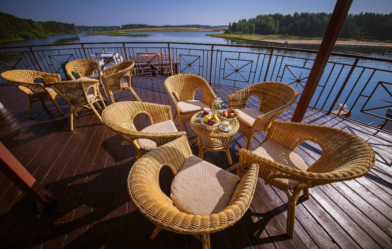 Парк-отель «Бухта Коприно» Ярославская область, фото 22