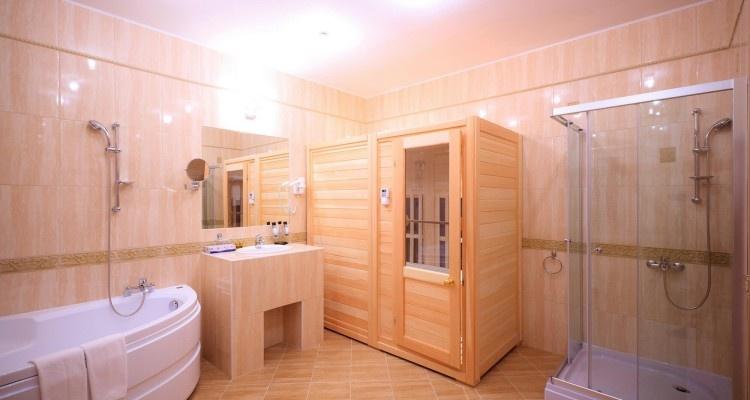 Парк-отель «Бухта Коприно» Ярославская область Коттедж 8+2 «Вилла», фото 9