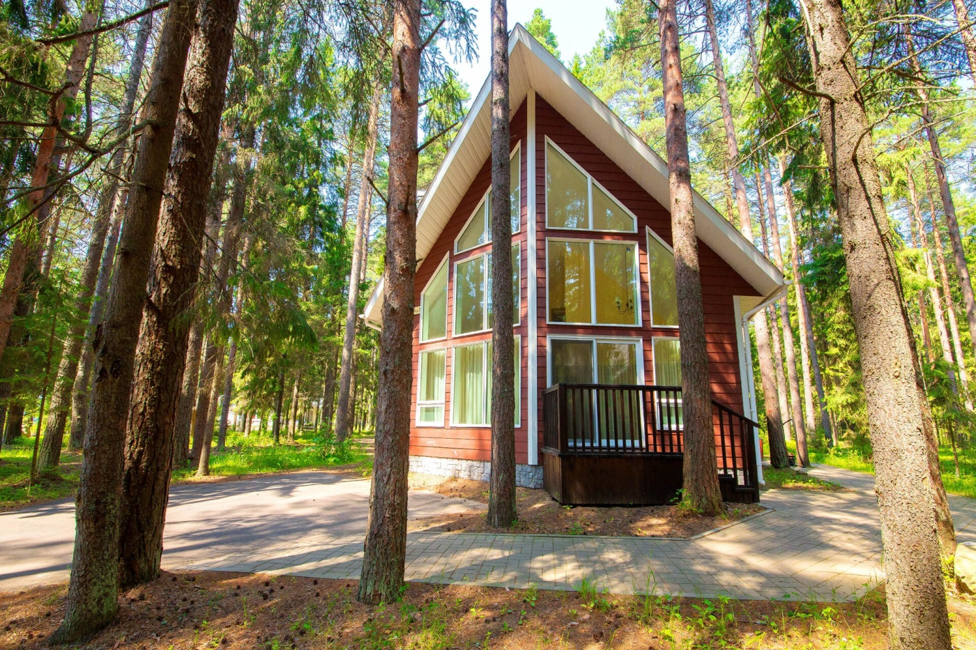 Парк-отель «Бухта Коприно» Ярославская область, фото 14