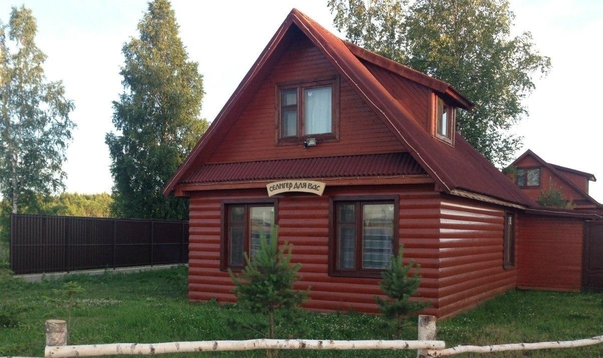 База отдыха «Селигер для вас» Тверская область, фото 7