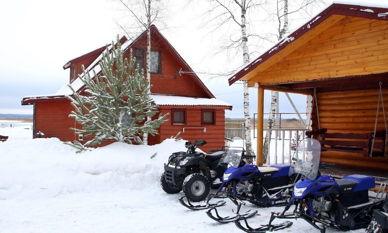 База отдыха «Селигер для вас» Тверская область, фото 42