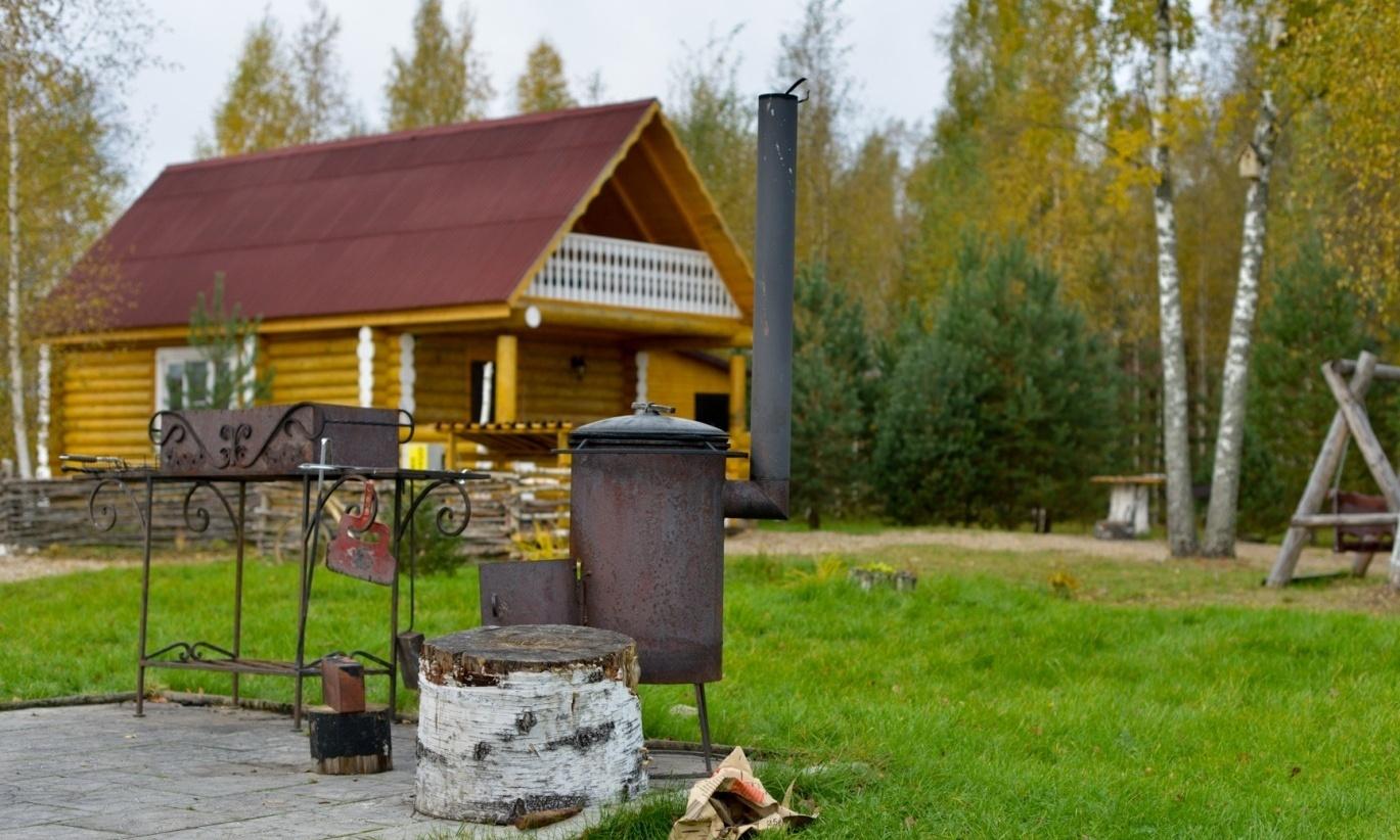 База отдыха «Селигер для Вас» Тверская область, фото 2