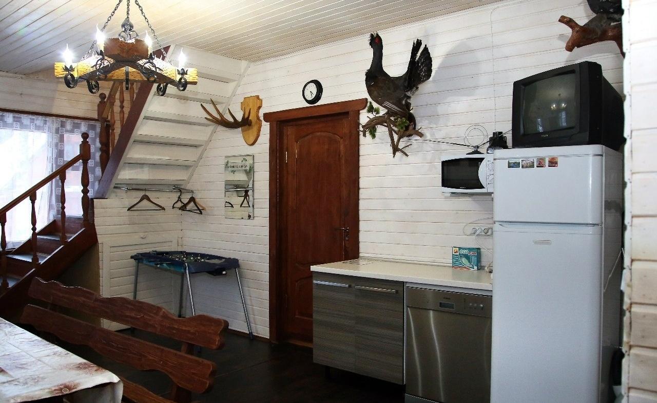 База отдыха «Селигер для вас» Тверская область Дом №3, фото 12