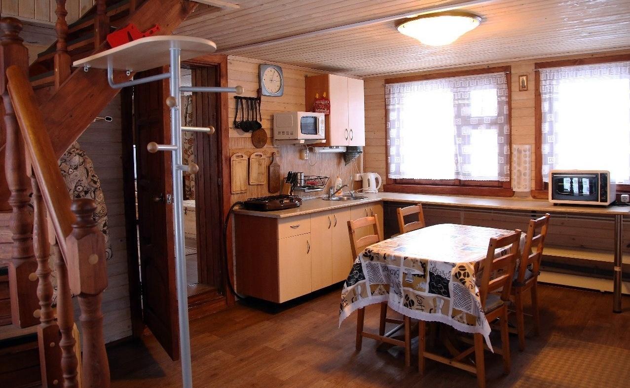 База отдыха «Селигер для вас» Тверская область Дом №1, фото 11