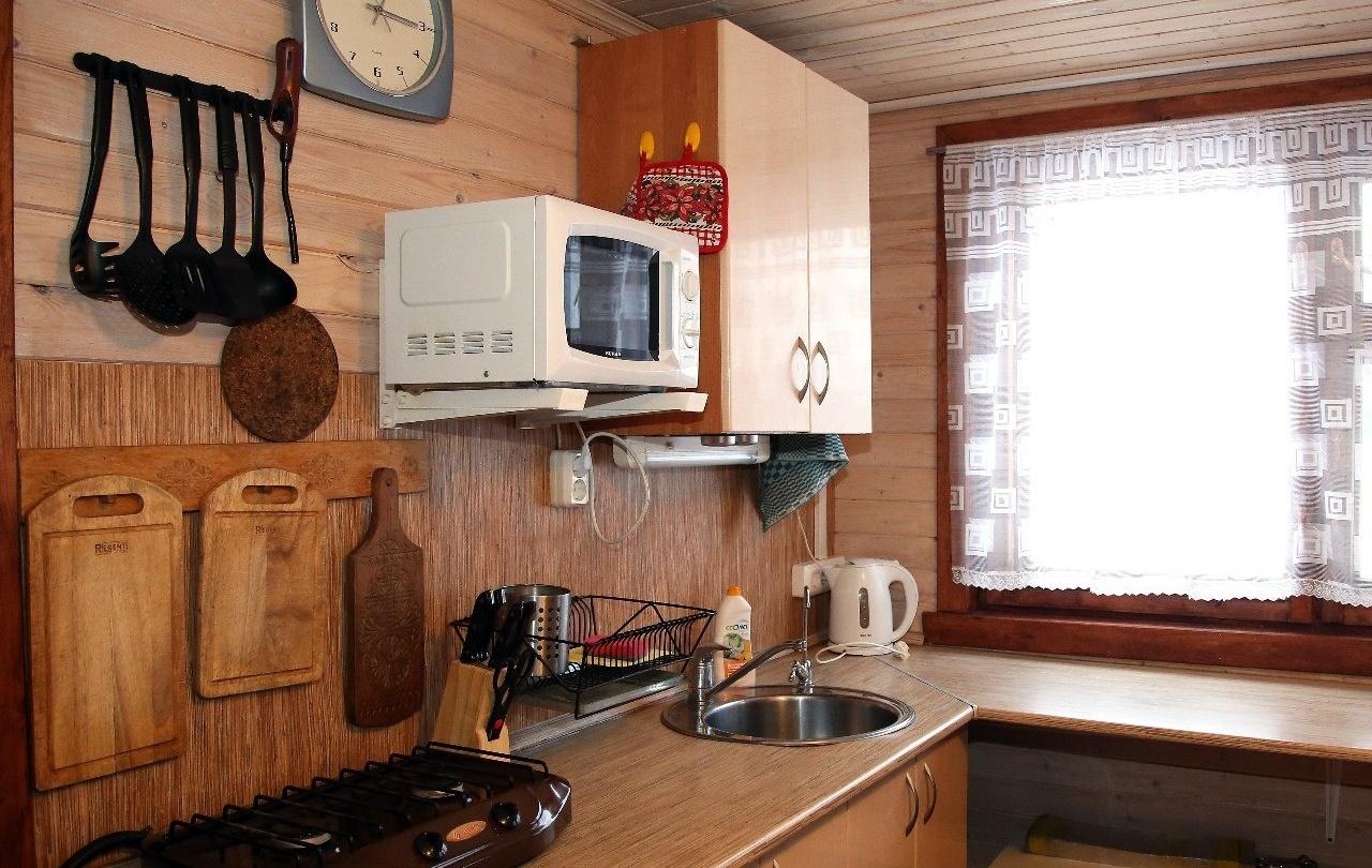 База отдыха «Селигер для вас» Тверская область Дом №1, фото 12