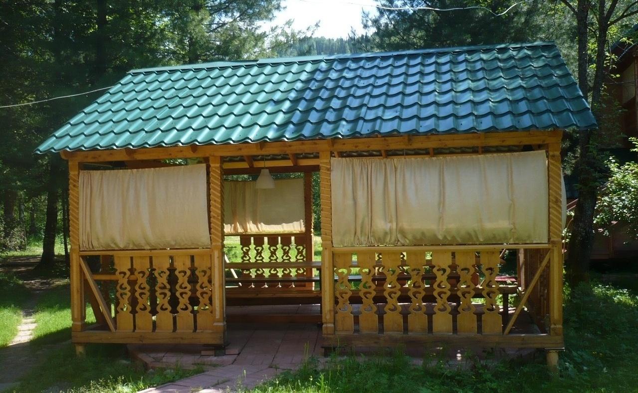 Туристический приют «Студеный Плес» Кемеровская область, фото 8