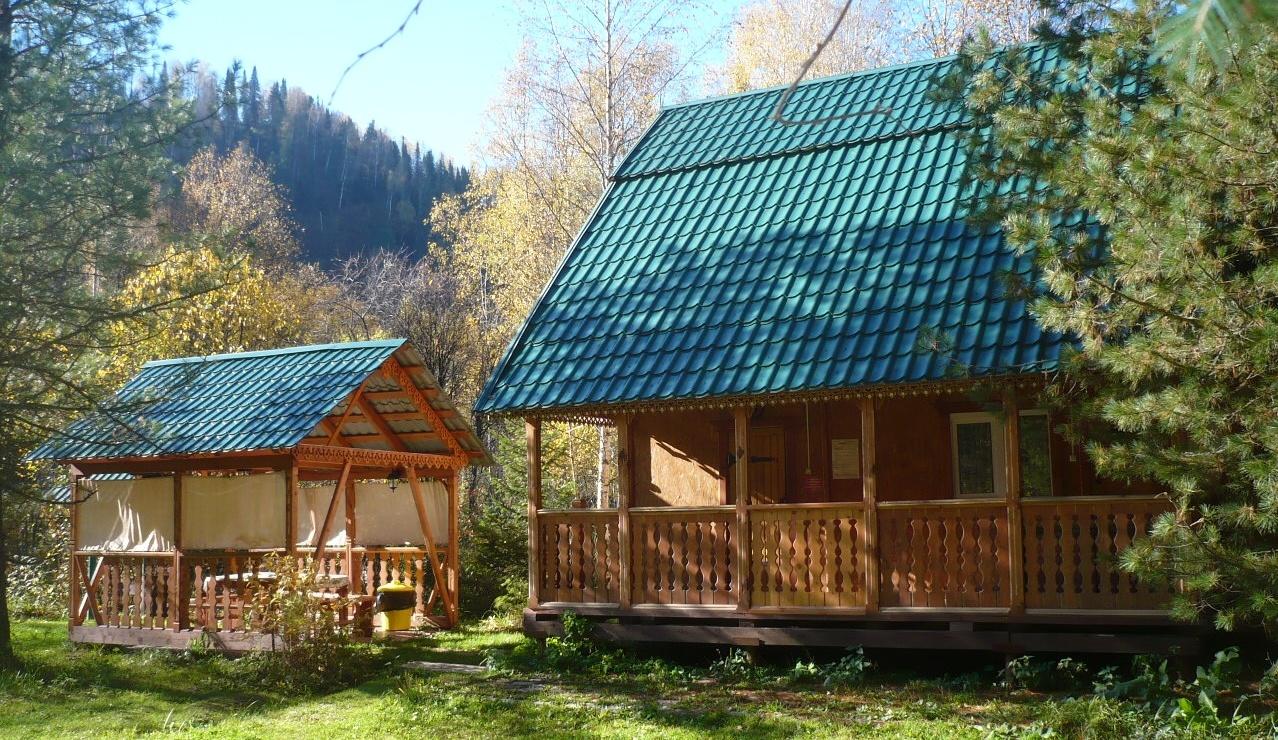 Туристический приют «Студеный Плес» Кемеровская область, фото 1