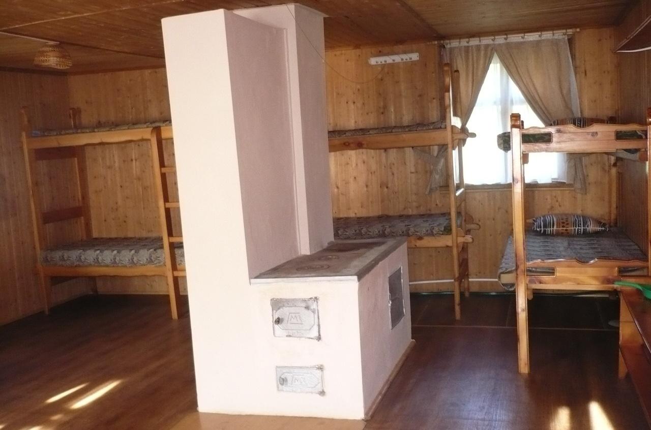 Туристический приют «Студеный Плес» Кемеровская область Домик в деревне, фото 3