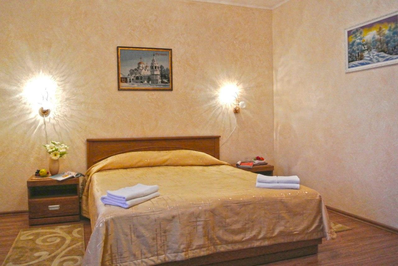 Гостинично-туристический комплекс «Театральный» Владимирская область Стандарт (с 1-ой кроватью) , фото 1