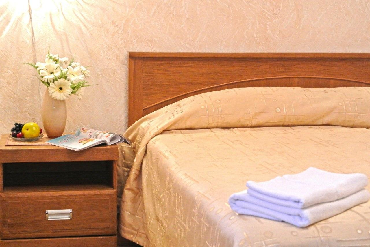Гостинично-туристический комплекс «Театральный» Владимирская область Стандарт (с 1-ой кроватью) , фото 4