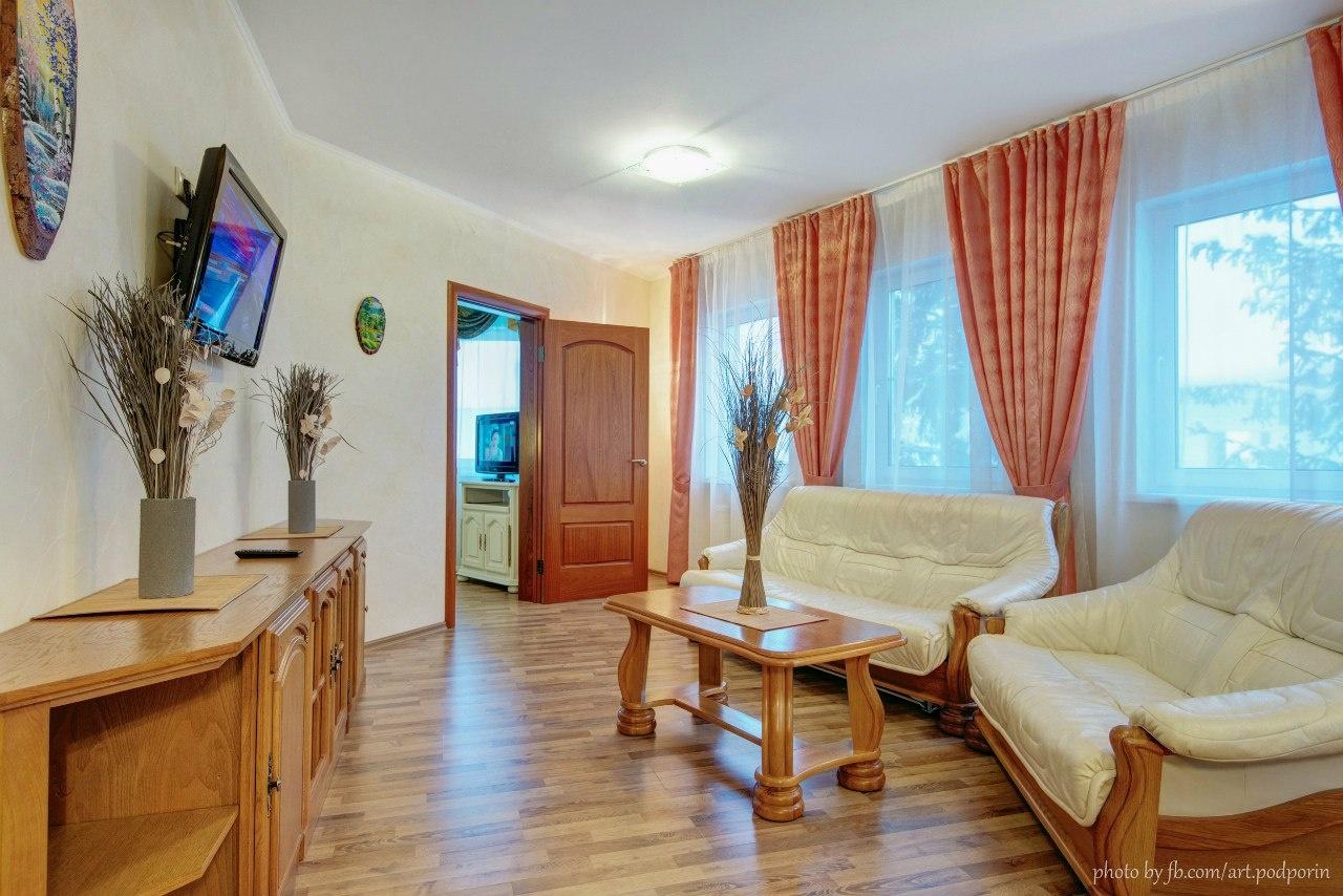 Гостинично-туристический комплекс «Театральный» Владимирская область Люкс, фото 3