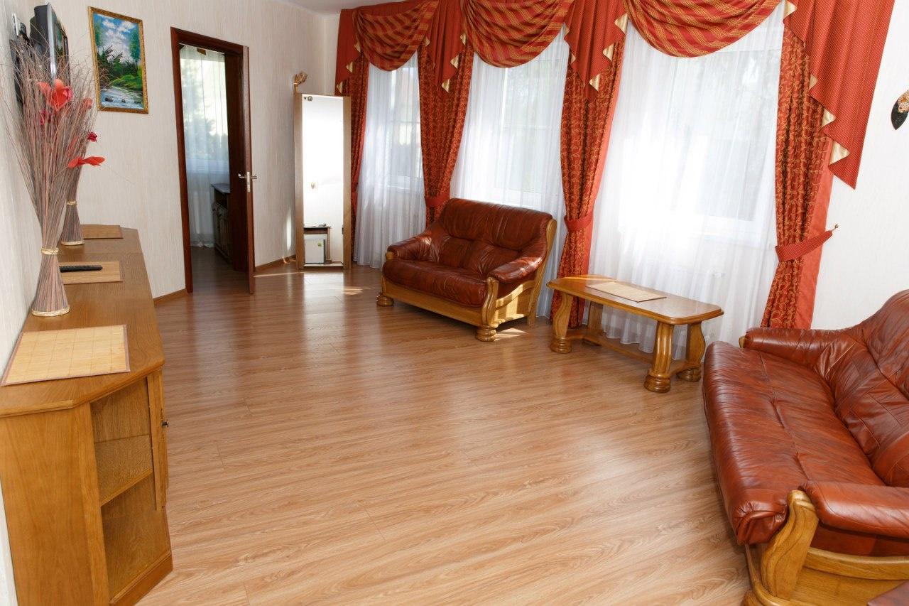 Гостинично-туристический комплекс «Театральный» Владимирская область Люкс, фото 6