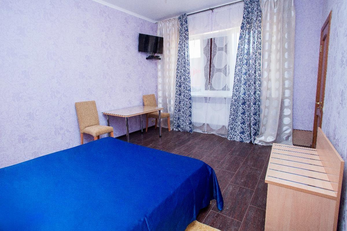 База отдыха «Самый лучший день» Московская область Стандартный номер с кроватью «King-size» , фото 3