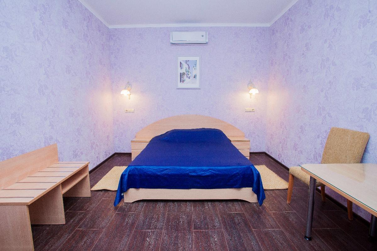 База отдыха «Самый лучший день» Московская область Стандартный номер с кроватью «King-size» , фото 1