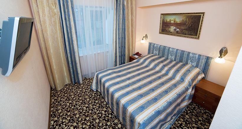 База отдыха «Улыбка» Белгородская область Номер «Люкс 2-комнатный», фото 4