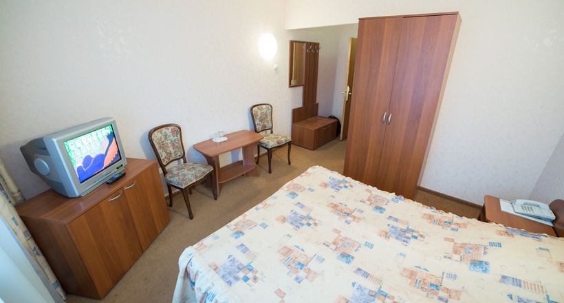 База отдыха «Улыбка» Белгородская область Номер «Доступный 1-комнатный», фото 2