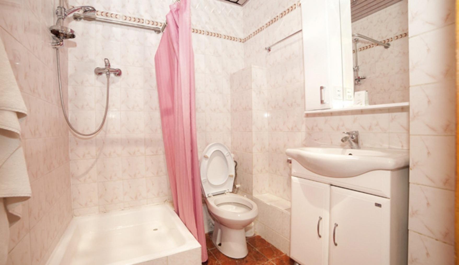 База отдыха «Улыбка» Белгородская область Номер «Доступный 2-комнатный», фото 3