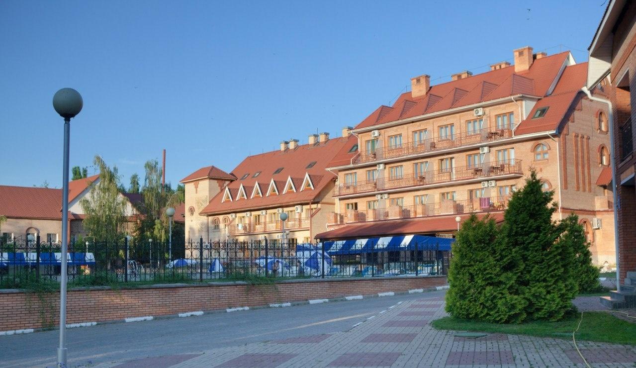 База отдыха «Улыбка» Белгородская область, фото 1