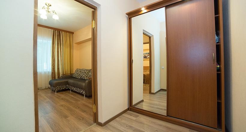База отдыха «Улыбка» Белгородская область Номер «Люкс 2-комнатный», фото 3