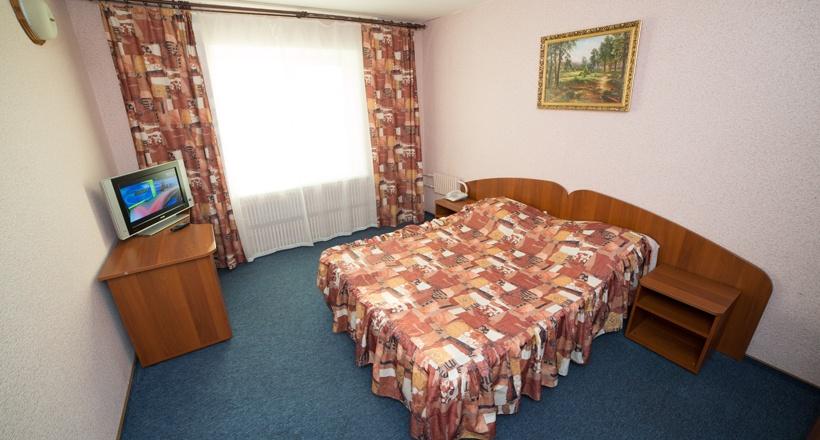 База отдыха «Улыбка» Белгородская область Номер «Доступный 2-комнатный», фото 2