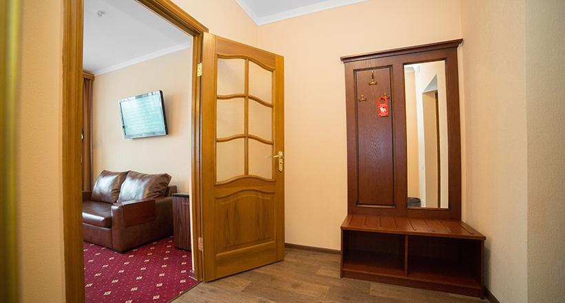 База отдыха «Улыбка» Белгородская область Номер «Люкс 1 категории», фото 5