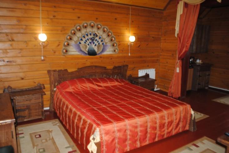 Мотель «Покровский медведь» Владимирская область Номер «Люкс» 2-местный №6,7,8 комплекс №2 , фото 2