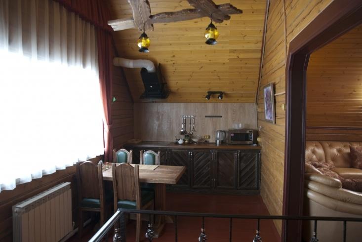 Мотель «Покровский медведь» Владимирская область Номер «Премиум Люкс» №9 комплекс №2, фото 4