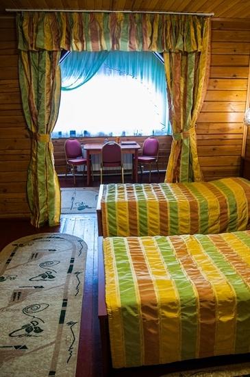 Мотель «Покровский медведь» Владимирская область Номер «Люкс» 3-местный № 1, 5 комплекс № 2, фото 4
