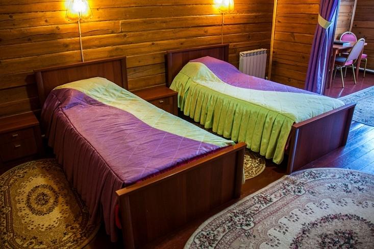 Мотель «Покровский медведь» Владимирская область Номер «Люкс» 2-местный № 2, 3, 4 комплекс № 2 , фото 3