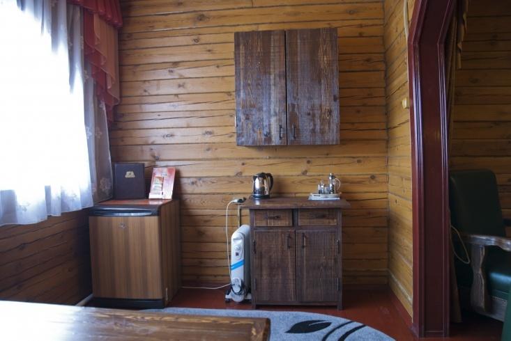 Мотель «Покровский медведь» Владимирская область Номер «Люкс» 2-местный №6,7,8 комплекс №2 , фото 5