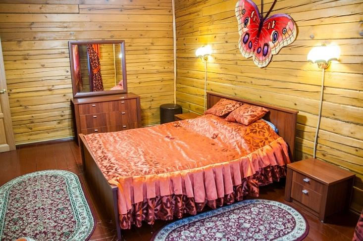 Мотель «Покровский медведь» Владимирская область Номер «Люкс» 2-местный № 2, 3, 4 комплекс № 2 , фото 1