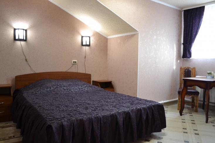 Мотель «Покровский медведь» Владимирская область Номер «Люкс» 2-местный №1,2,12 комплекс №3, фото 1