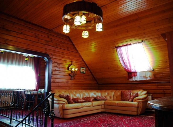 Мотель «Покровский медведь» Владимирская область Номер «Премиум Люкс» №9 комплекс №2, фото 3