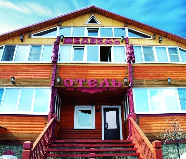 Мотель «Покровский медведь» Владимирская область, фото 3