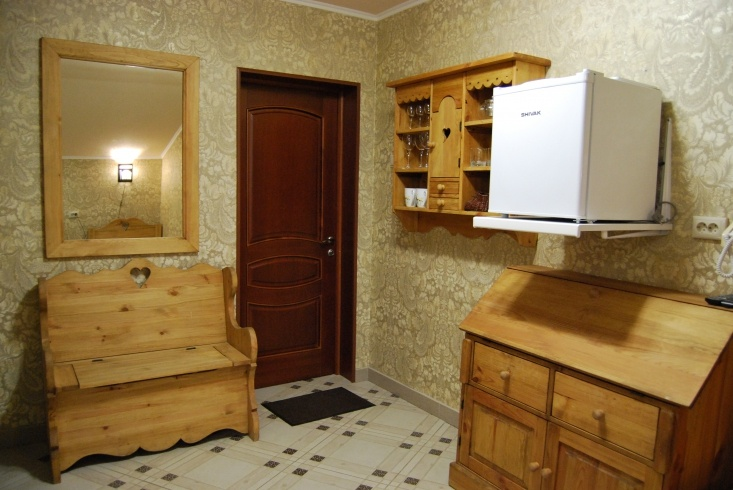 Мотель «Покровский медведь» Владимирская область Номер «Люкс» 3-местный № 4, 5, 11 комплекс № 3 , фото 9
