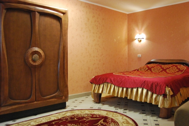 Мотель «Покровский медведь» Владимирская область Номер «Люкс» 2-местный № 3 комплекс № 3 , фото 1
