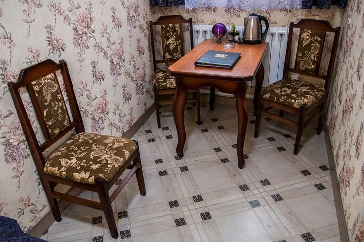 Мотель «Покровский медведь» Владимирская область Номер «Люкс» 3-местный №4,5,11 комплекс №3 , фото 8