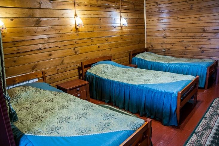 Мотель «Покровский медведь» Владимирская область Номер «Люкс» 3-местный №1,5 комплекс №2, фото 2