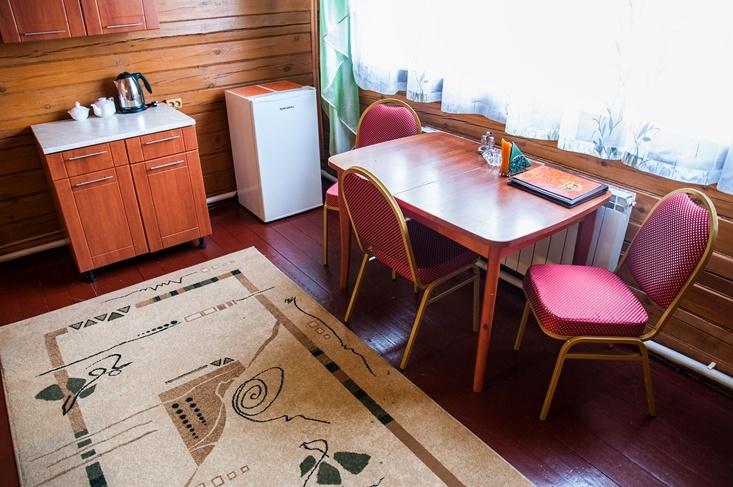 Мотель «Покровский медведь» Владимирская область Номер «Люкс» 3-местный № 1, 5 комплекс № 2, фото 6