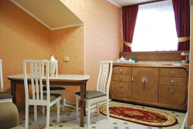 Мотель «Покровский медведь» Владимирская область Номер «Люкс» 2-местный №3 комплекс №3 , фото 4