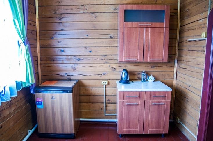 Мотель «Покровский медведь» Владимирская область Номер «Люкс» 2-местный № 2, 3, 4 комплекс № 2 , фото 7
