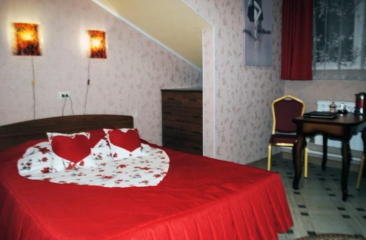 Мотель «Покровский медведь» Владимирская область Номер «Люкс» 3-местный №7,8,9,10 комплекс №3 , фото 3
