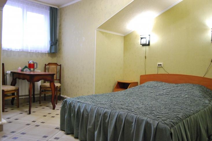 Мотель «Покровский медведь» Владимирская область Номер «Люкс» 2-местный № 1, 2, 12 комплекс № 3, фото 4