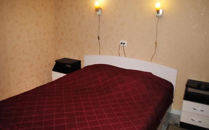 Мотель «Покровский медведь» Владимирская область Номер «Люкс» 2-местный № 1, 2, 12 комплекс № 3, фото 2