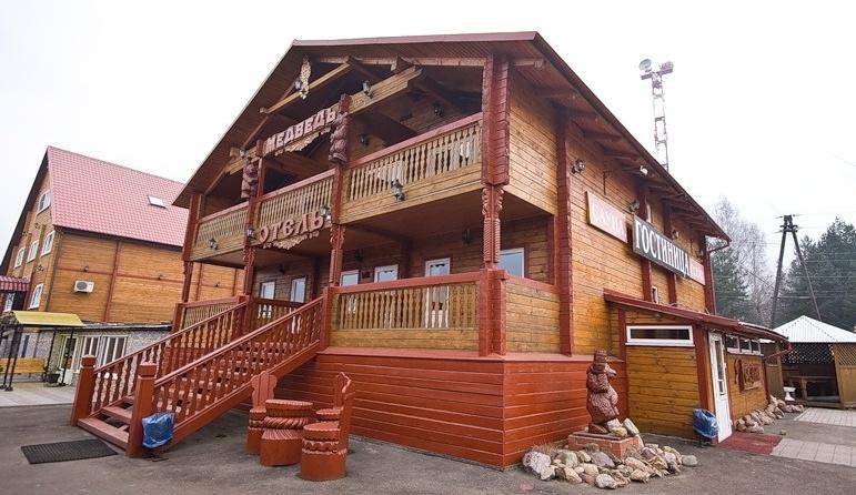 Мотель «Покровский медведь» Владимирская область, фото 1
