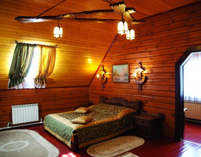 Мотель «Покровский медведь» Владимирская область Номер «Премиум Люкс» № 9 комплекс № 2, фото 2