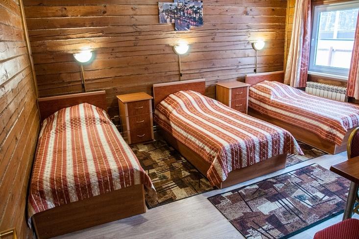 Мотель «Покровский медведь» Владимирская область, фото 11
