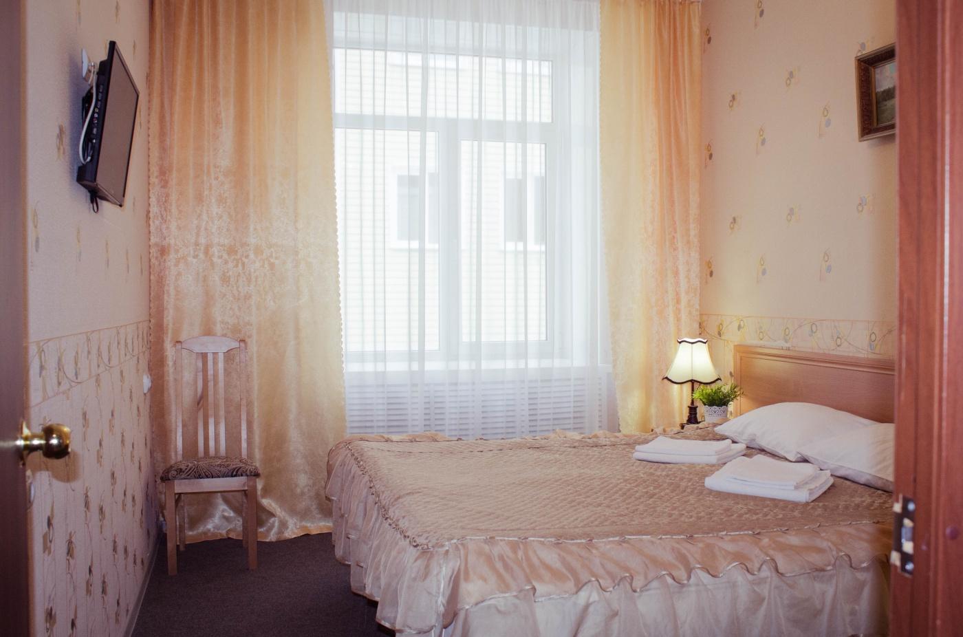 Гостиничный комплекс «Святогор» Владимирская область Двухкомнатный номер «Семейный», фото 1