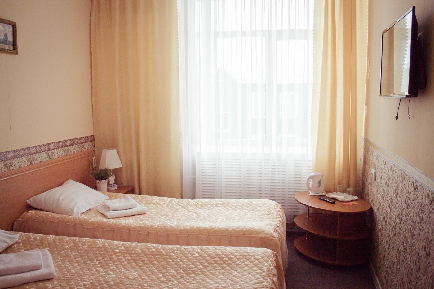 Гостиничный комплекс «Святогор» Владимирская область Двухместный «Стандарт» с 1 или 2 кроватями, фото 5