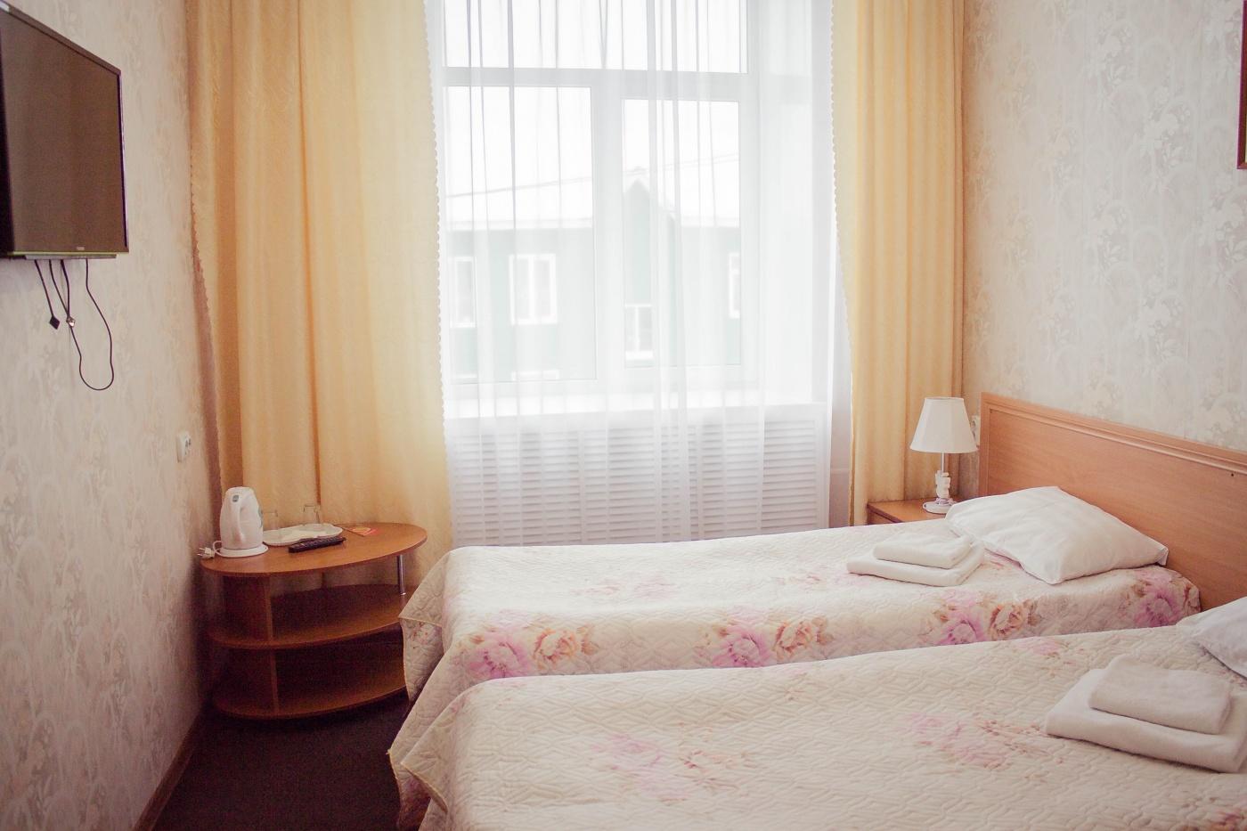 Гостиничный комплекс «Святогор» Владимирская область Двухкомнатный номер «Семейный», фото 3
